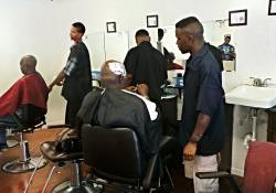 Preparing People Barber Styling College